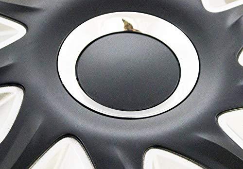 UKB4C - Tapacubos de aleación de 33 cm, 35,5 cm, 38,1 cm, 40,6 cm ...