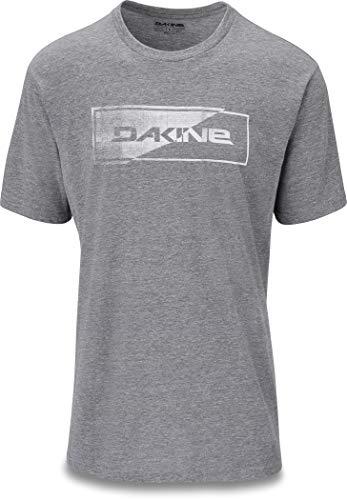 Dakine Lowtoner T-Shirt Maglietta, Grigio mlange, XL Unisex