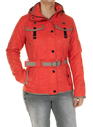 Wellensteyn Chocandy COC-661 Damen leichte Übergangsjacke, Größe:L, Farben:Coral