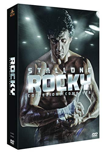 Rocky Saga ( Box 6 Dv )