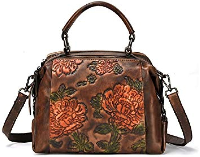 Damenhandtaschen 31x28x18 cm Schuhe & Handtaschen Gaudì Damen East West Big-Linea Altea-cm.31x28x18 Henkeltasche