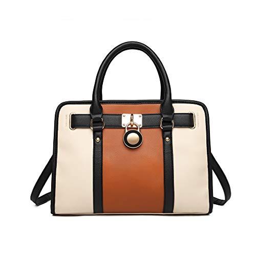 Miss Lulu dameshandtas stijlvolle schoudertas vrouwen elegante tas