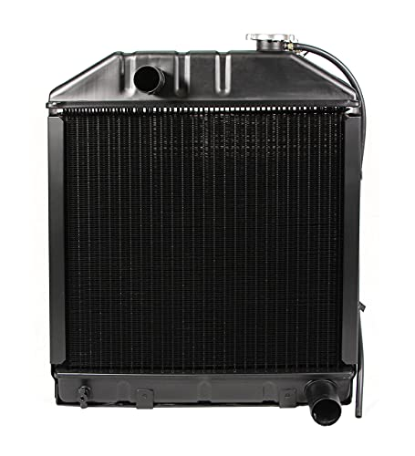 NEW Replacement Radiator C7NN8005H for Ford NH Tractor 2100 2120 2300 2600 2610...
