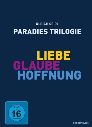 Paradies Trilogie: Liebe, Glaube, Hoffnung [4 DVDs]