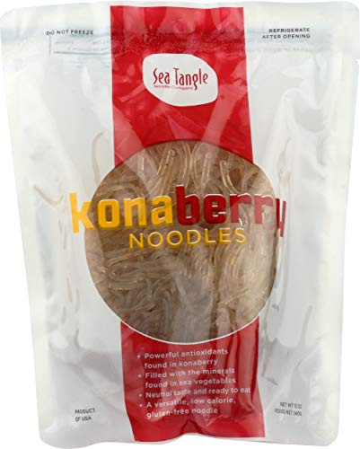 Sea Tangle Noodle Co, Noodles Kelp Konaberry, 12 Ounce