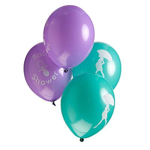 Neviti 677194 Showered avec Amour Ballons