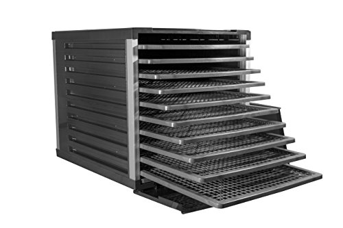 LEM Products 1153 Food Dehydrator (10-Tray)