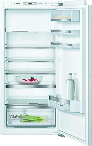 Bosch KIL42ADE0 Serie 6 Einbau-Kühlschrank mit Gefrierfach / A+++ / 122,5 cm Nischenhöhe / 114 kWh/Jahr / 180 L Kühlteil / 15 L Gefrierteil / VitaFresh plus / VarioShelf