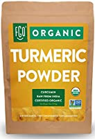 FGO Organic Turmeric(ターメリック) Powder 32 oz (907g) 海外直送品