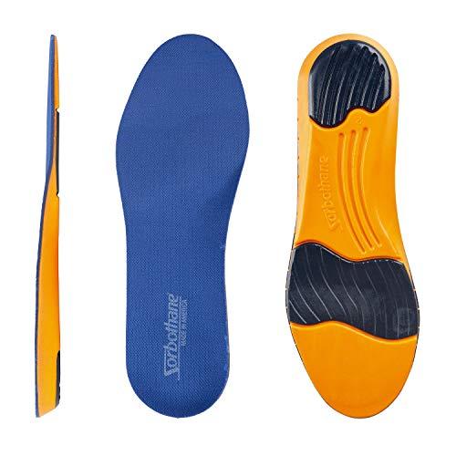 RxSorbo Sorbothane Ultra Work Sport Shoe Insole (Women