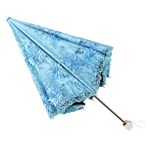 Paraguas automático Viaje Sombrilla portátil Parasol
