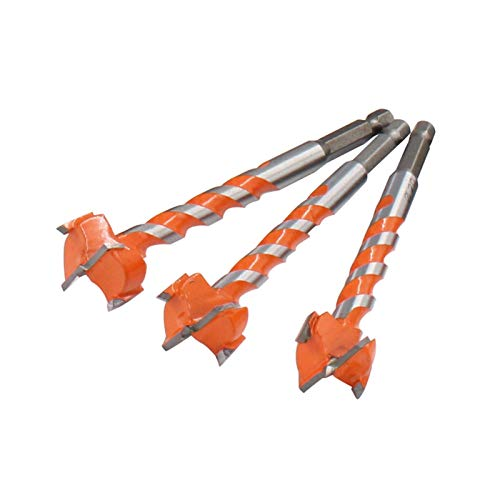Wenhe Juego de brocas hexagonales alargadas para destornillador inalámbrico