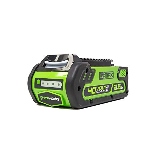 Greenworks 40V 2.5 AH Lithium Ion Battery 2901319