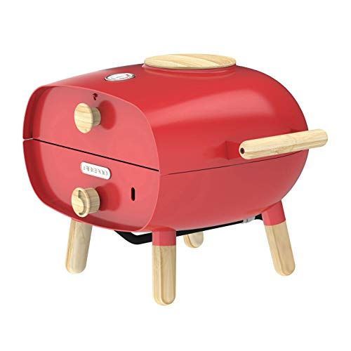 The Firepod - Pizza Oven - Portable Multi-Functional in Red