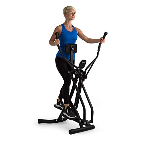 Klarfit Bogera X Máquina de Correr elíptica con Ordenador • Bicicleta elíptica...