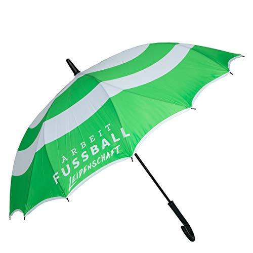 VfL Wolfsburg werk voetbal passie paraplu