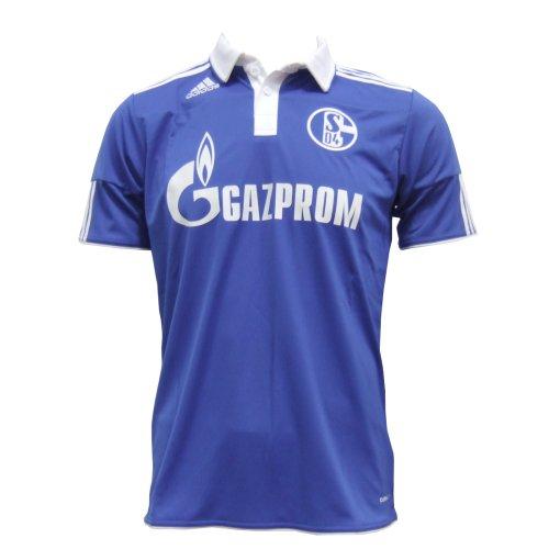 P96657|Adidas FC Schalke 04 Heim Trikot 2010/2011|S
