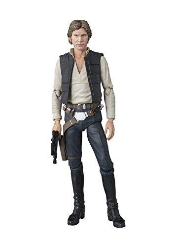Star Wars A NEW HOPE - Han Solo [SH Figuarts][Importación Japonesa]