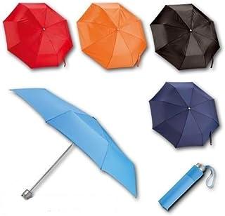 Moira Three-fold Umbrella with Cover (Multicolor)