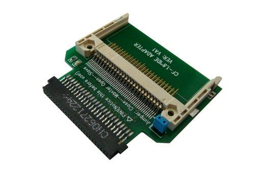 Kalea-Informatique©–Convertidor adaptador IDE de arranque, tarjetas Compact Flash a IDE de arranque de 1,8 pulgadas hembra–Reemplaza un disco duro Toshiba IDE de 1,8 pulgadas
