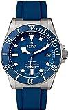 Tudor Pelagos 25600TB su blu cinturino in gomma 42mm Watch