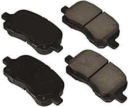 Centric Parts 300.07410 Semi Metallic Brake Pad with Shim