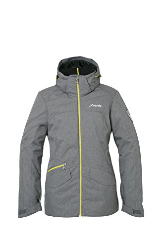 phenix(フェニックス) レディース スキー ジャケット Virgin Snow Jacket PS682OT67 GR L