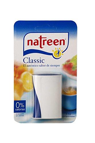Natreen Edulcorante Comprimidos Dispensador, 110Uds