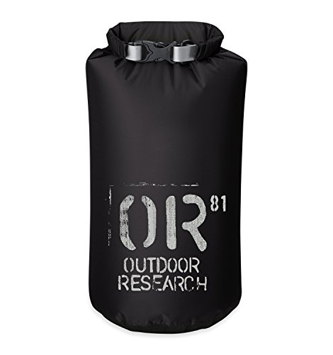 Outdoor Research Graphic Dry Sack 20L Cargo, Black, 1size