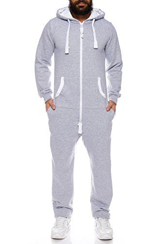 Rock Creek Heren Overall Jumpsuite Onesie Jogger Trainingspak H-120 S-3XL