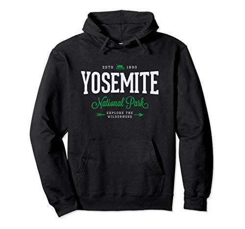 Yosemite Sweatshirt Yosemite National Park Hoodie USA
