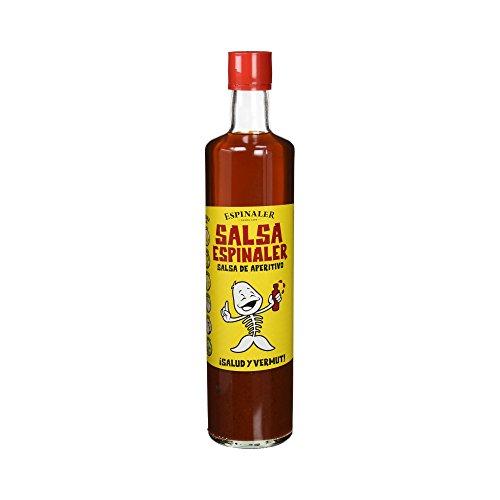 Salsa Ca L'Espinaler - Salsa De Aperitivo, 750 ml