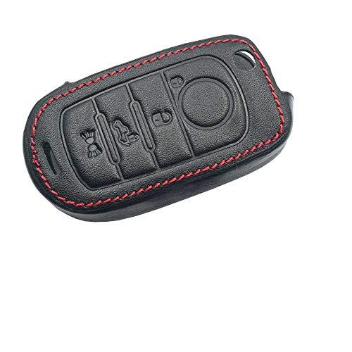 WOLDce Cubierta Protectora de Accesorios para Llaves de Coche, Apta para Fiat 500X Toro Nuovo Gracias