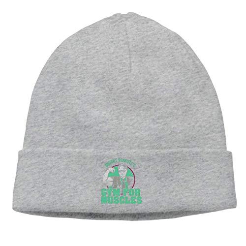 Yuanmeiju Avocat Butt Bone! Beanie Skull Hat Slouch Baggy Hat pour Femme Homme