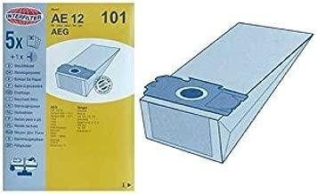 AEG-Bolsas para aspirador AEG GR12 A.E. G: Amazon.es: Hogar