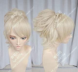 FidgetFidget Final Fantasy XV FF15 Lunafreya Nox Fleuret Princess Luna Cosplay Wig Hair Wigs