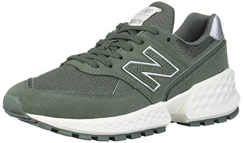 New Balance 574V2, Zapatillas Para Mujer, Sal De Mar Verde Pizarra, 38 Eu