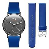 Hanlesi Withings Steel HR Bracelet de Montre, Soft Silicone Sport Fitness Strap...