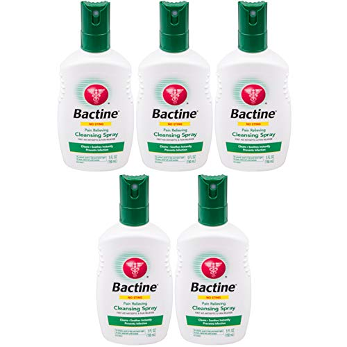 Bactine First Aid Cleansing Spray
