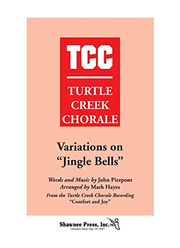 Variations On Jingle Bells - Vocal Scopre