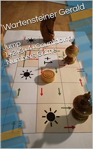 Jump 1+2+3+4+Countdown Numbers Game