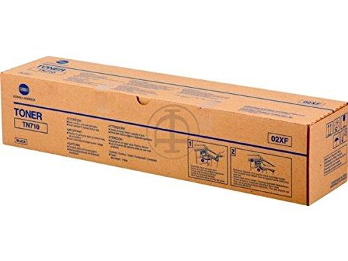 Konica Minolta Bizhub 750 RM (TN-710 / 02XF) - original - Toner schwarz - 55.000 Seiten