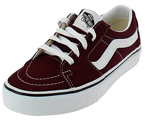 VANS SK8-LOW Zapatos Deportivos Unisex Bordeaux VN0A4UUK5U71