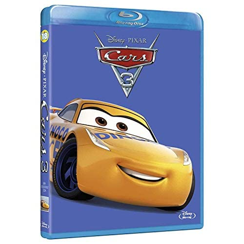 Cars 3 Bluray ( Blu Ray)