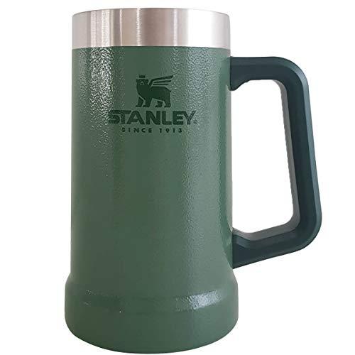 Caneca térmica de cerveja Stanley - Hammertone Green