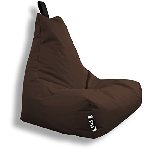 Patchhome Lounge Sessel XXL In & Outdoor geeigne - Braun