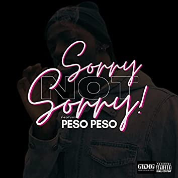 Sorry, Not Sorry (feat. Peso Peso)