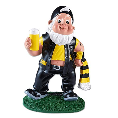 Borussia Dortmund, BVB-Gartenzwerg Kutte, Mehrfarbig, 0