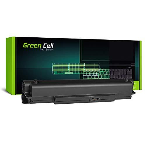 Green Cell® Extended Serie AA-PB8NC6B AA-PB6NC6W Batteria per Portatile Samsung NC10 NC20 ND10 N110 N120 N128 N130 N135 N140 N270 N510 (9 Pile 6600mAh 11.1V Nero)