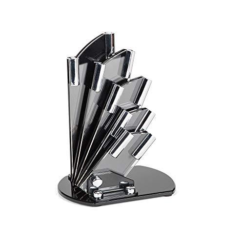Dr. Mercola Acrylic Knife Holder, Dishwasher Safe